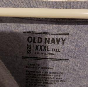 Old Navy Shirts - NWOT men's old navy shirt size 3xl